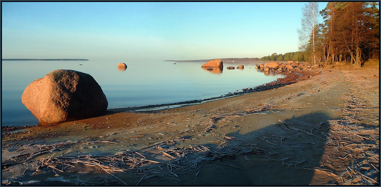 Пляж Липово - отзыв о Сосновый Бор, Сосновый Бор, Россия 5